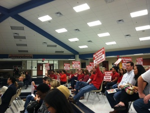 Star Creek residents oppose redistricting