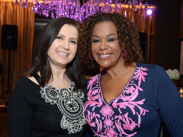 1, Catwalk for a Cure, November 2012, Sylvia Forsythe, Deborah Duncan