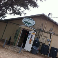 Poodie's Roadhouse in Spicewood, TX.