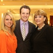8 Heather and Jason Connelly, left, with Marilu Garza at Saks' Key to the Cure October 2013