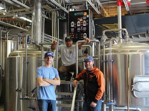 Zilker Brewing Company_ Forrest Clark_Patrick Clark_Marco Rodriguez_2015