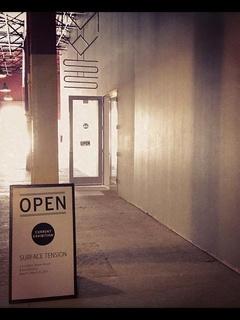 MASS Gallery in Austin, TX.