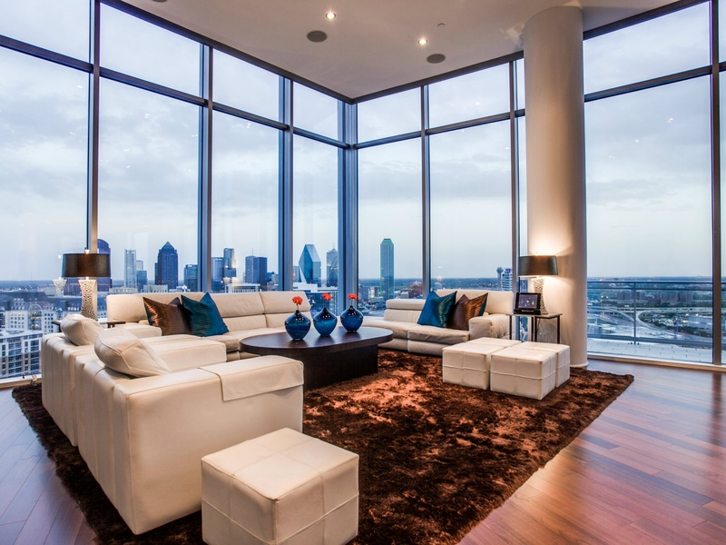 These Dallas High Rise Condos Boast Some Of The City 39 S