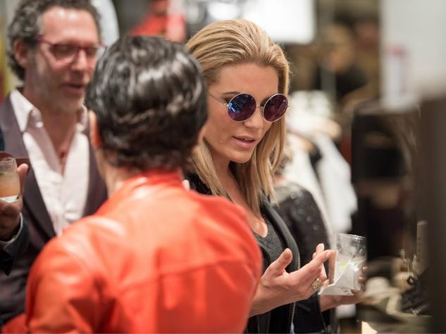 Anna-Sophia van Sweden, ChandlerxSelima Launch