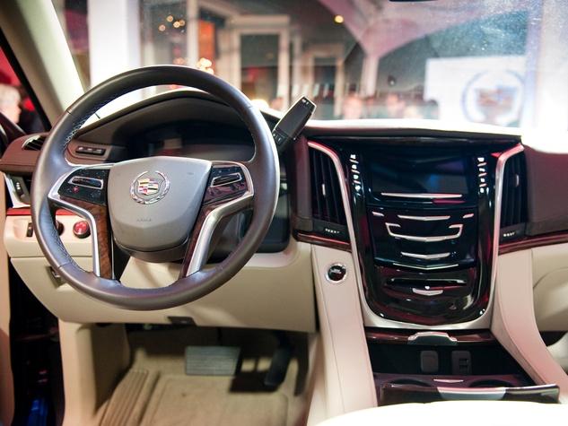 Cadillac Escalade Unveiling