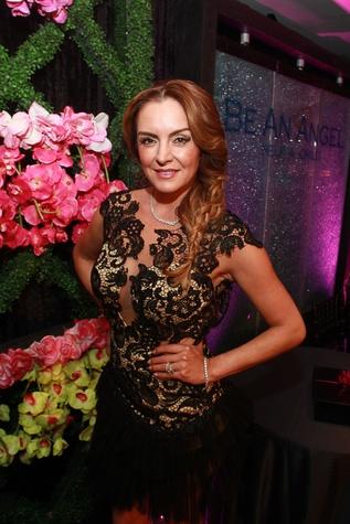 Be An Angel Gala 2015 Sweet Affair Carmina Zamorano (Event Chairman)