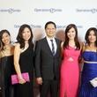 Operation Smile Gala 2015 Issa Chou, Diana Sun, William Kao, Mandy Kao, Gina Li
