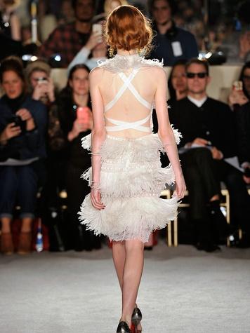 Clifford New York Fashion Week fall 2015 Marchesa March 2015 66