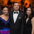 News, MFAH Latin Experience, Nov. 2015, Vanessa Ugobono; Juan Pablo Muci and Isabela Muci