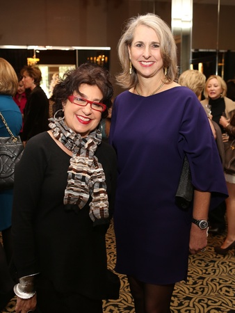 94, Saks Fifth Avenue Donna Karan Ambassadors party, November 2012, Roz Pactor, Susan Hansen
