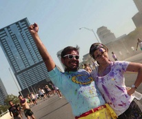 Austin Pride Rainbow Run