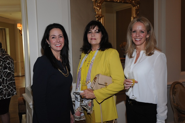 19 S.J. Swanson, from left, Rosemary Harrison and Julie Grayum at the Assistance League luncheon October 2014