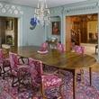 Dining room at 4906 Park Ln. in Dallas