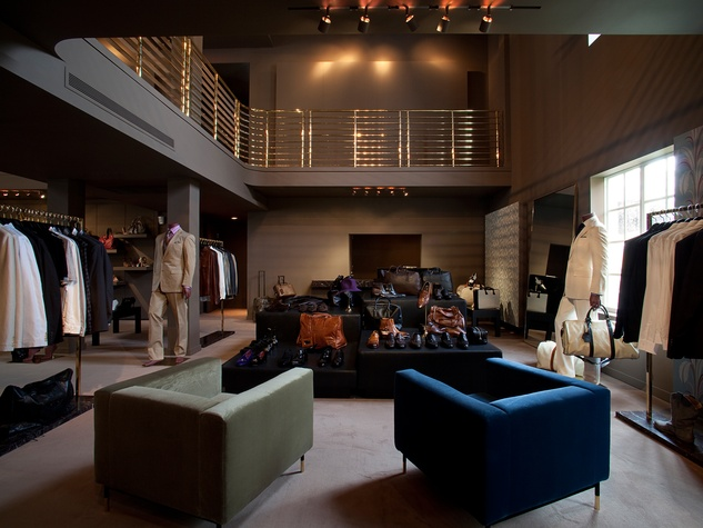 The Webster Clothing Store Miami March 2015 South Beach Interior Mens