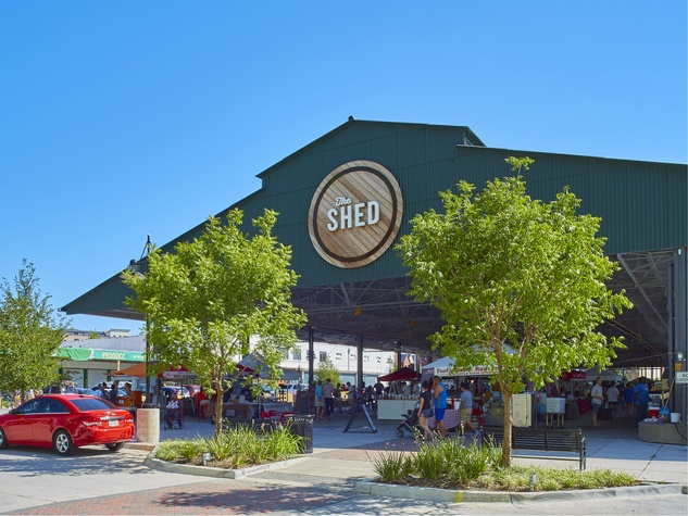 The Shed at Dallas Farmers Market