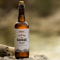 Oddwood Ales Tame the Savage Heart bottle