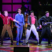 Zach Theatre presents Million Dollar Quartet