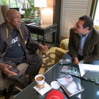 Louis Gossett Jr, Joel Luks, Interview, Anti-Defamation League