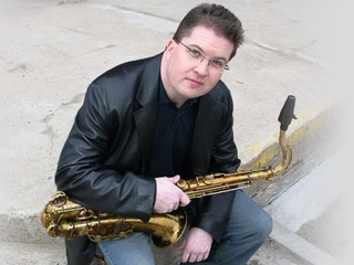 Woody Witt, saxophone, SMALL