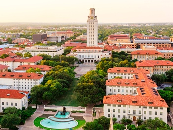 These University of Texas programs rate No. 1 in the nation