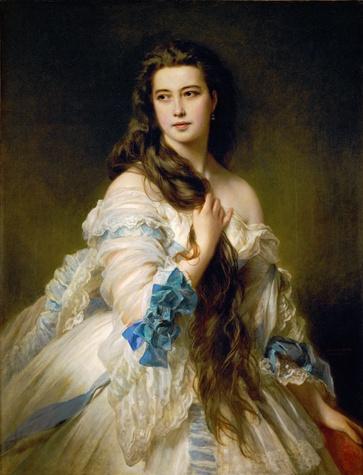 Winterhalter: Madame Rimsky-Korsakov