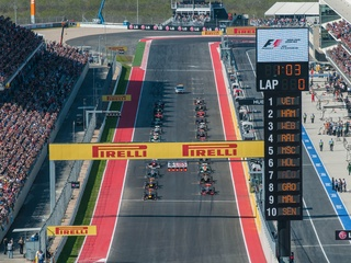 Austin Photo: Kevin_Formula 1 international_November 2012_grand prix start