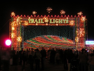 Austin Photo Set: News_Ryan Lakich_Trail of Lights_August 2011_trail of lights