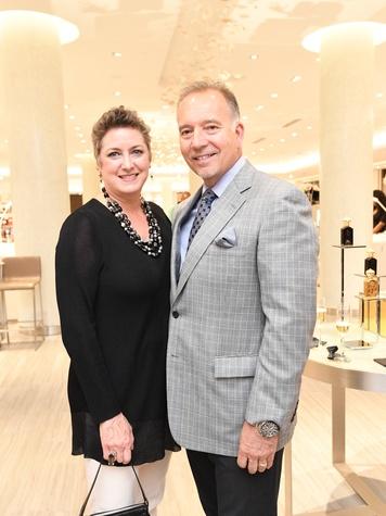 Heart of Fashion, Clive Christian Event, 6/16  Tamara Klosz Bonar, Dr. James Bonar