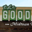 Good Life Bar & Kitchen, front, sign