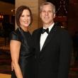 Laura Johnson and David Johnson, JLD Ball 2014