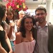 Maryam Asfari and James Khreibani