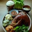 Dosi Restaurant and Soju Bar tasting menu October 2014 Dosi Soju Bo ssam