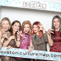 7 CultureMap Social at Saint Genevieve Smilebooth October 2013