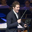 936 Matthew Morrison, left, and Steven Reineke at the Houston Symphony Centennial Ball May 2014