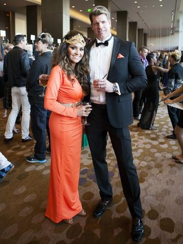 Karina Laszlo, Kevin Laszlo at House of DIFFA 2014