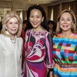 News, shelby, Center for Contemporary Craft luncheon, France Marzio, Y. Ping Sun, Nancy Kinder