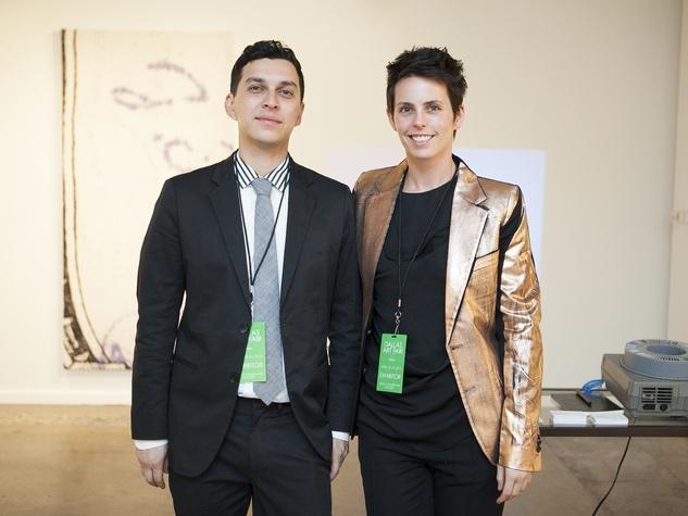 Nico Colon, Jessica Silverman