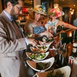 Austin Influential Group Derby Day at Ten Oak Bloody Mary Bar