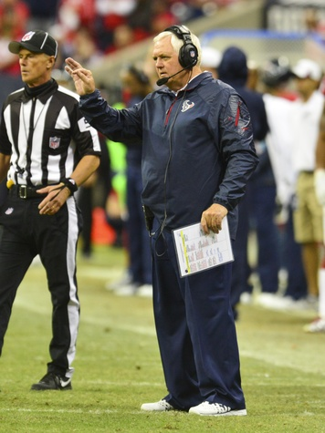 Wade Phillips Texans Colts