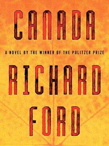 Tarra, summer reading, Canada, by Richard Ford
