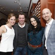 Stacy and John Andell, Rosie Murphy, Mike Mahlsteadt, Leukemia & Lymphoma, March 2014