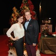 13 9243 Emily Atchley and Grant Rachal at the Theta Charity Antiques Show Preview Party November 2014