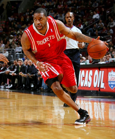 Tracy McGrady Houston Rocket, NBA hall of fame, September 2017