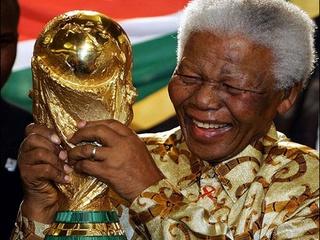World Cup Mandela