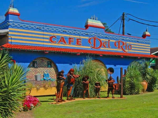 Cafe Del Rio Lufkin
