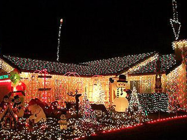 Best DFW neighborhoods for spectacular holiday light displays ...