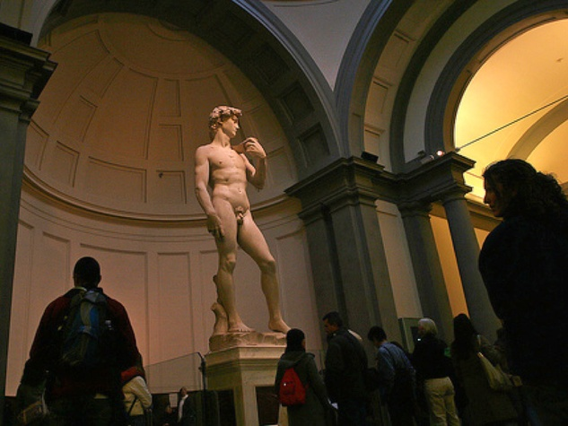 News_Statue of David_sculpture