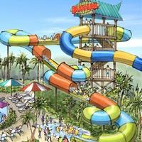 Wet 'n' Wild SplashTown rendering January 2014