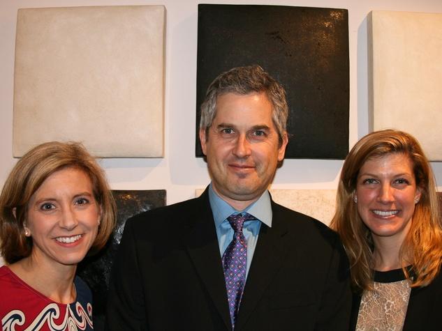 2 Musiqa Passport benefit gala May 2013 Christina Hanson, Tony Brandt and Jennifer Barron