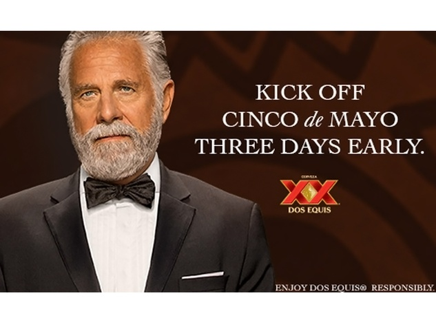 Dos Equis WHITE SPACE